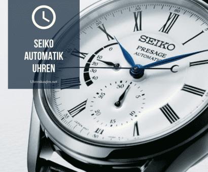 Seiko Automatik Uhren