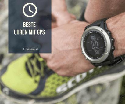 Beste Uhren mit GPS