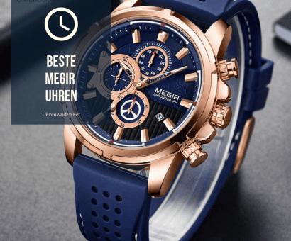 Beste Megir Uhren