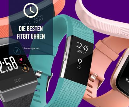 Die besten Fitbit Uhren