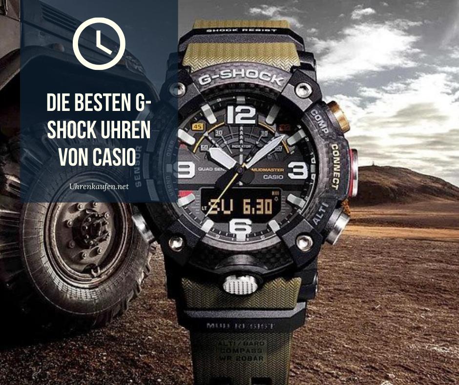 G-SHOCK Uhren Casio