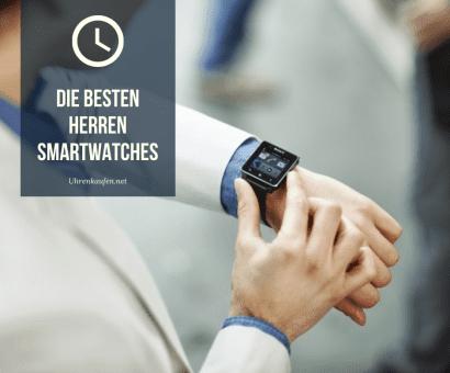 Die besten Herren Smartwatches