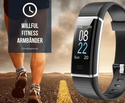 Willful Fitness Armbänder