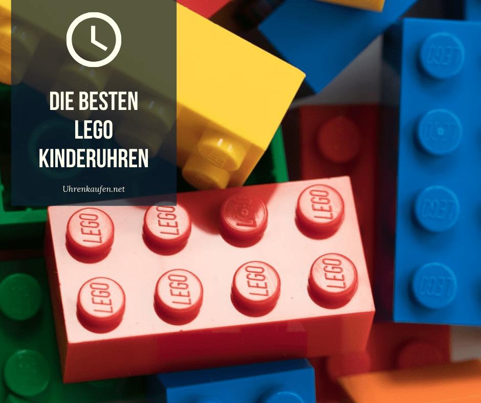 Lego Kinderuhren