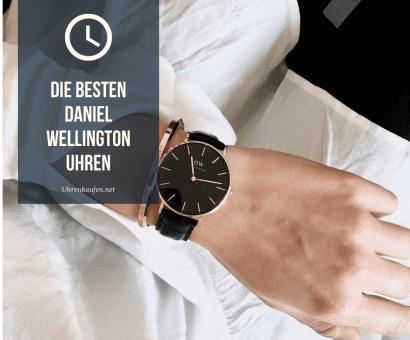 ▷ Die besten Daniel Wellington Uhren