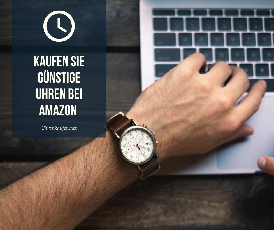 günstige Uhren Amazon kaufen
