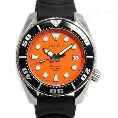 seiko sumo sbdc005 orange